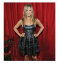 Did Jennifer Aniston's People's Choice Awards Dress Send the Wrong Message?