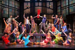 KINKY BOOTS, Starring Kyle Taylor Parker, Steven Booth and Lindsay Nicole Chambers, to Return to Chicago, July 14-26, 2015