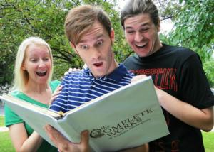 Royal Oak Presents Shakespeare Festival Featuring HAMLET & Other Classics, 7/31 - 8/10