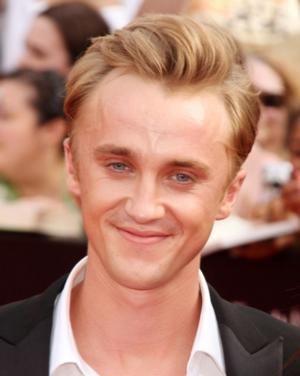 HARRY POTTER Bad Boy Tom Felton Wants to Do a Musical on Broadway or in the West End