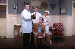 BWW Reviews: Theatre Memphis Goes Hare Hunting with HARVEY