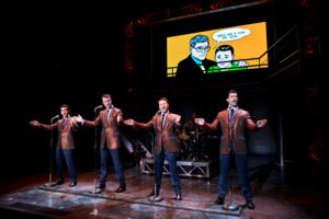 BWW Reviews: JERSEY BOYS is Sensational!
