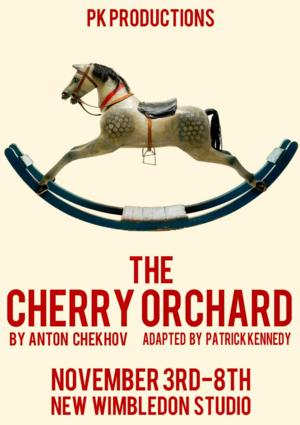 PK Productions to Stage New Adaptation of THE CHERRY ORCHARD, 3-8 November