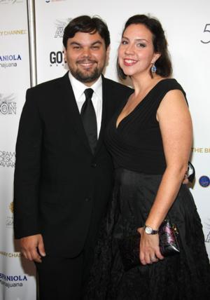 FROZEN's Kristen Anderson-Lopez & Bobby Lopez React to OSCAR Nomination