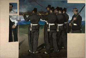 National Gallery Announces Manet's THE EXECUTION OF MAXIMILIAN Set to Tour in UK, Jan 2014