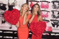 Victoria's Secret Angels Share The Love For Valentine's Day