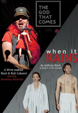 Halifax's 2b Theatre to Launch Summer 2014 International Tour with THE GOD THAT COMES and WHEN IT RAINS, June 3