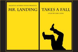 Albee-Inspired MR. LANDING TAKES A FALL Begins 9/12 at The Flea