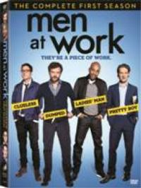 First Season of MEN AT WORK Set for DVD Release on 3/26