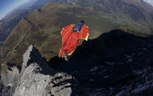 Wingsuit Jumper Joby Ogwyn to Leap Off Mt. Everest Live on Discovery Channel This May