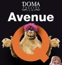 DOMA Theatre Company Presents AVENUE Q, Beginning 11/9