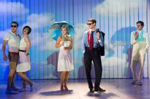 Review Roundup: AMERICAN PSYCHO Opens at the Almeida- Updated!