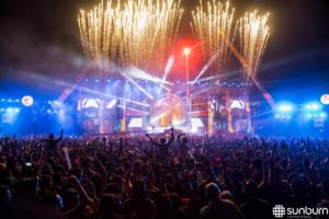 Asia's Biggest Dance Music Festival SUNBURN GOA Unveils 2013 Highlights Video