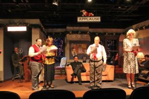 BWW Reviews: IT'S A WONDERFUL LIFE - A LIVE RADIO PLAY Offers New Twist on a Holiday Classic