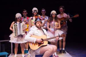 BWW Reviews: Hypocrites' PENZANCE a Party Onstage at Actors Theatre
