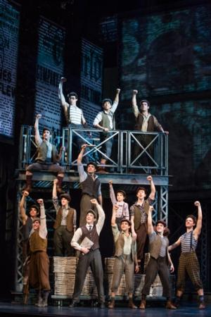 NEWSIES to Offer Free Lottery to Final Performance on Broadway