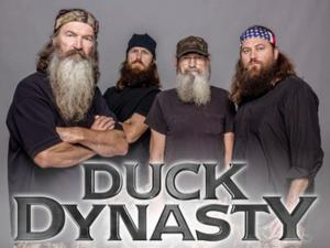 A&E's DUCK DYNASTY Sets Cable Record