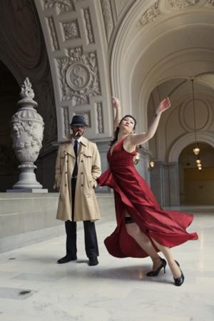 Thirteenth Floor Dance Theater to Present World Premiere of BEING RAYMOND CHANDLER, Begin. 10/26