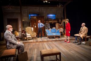 BWW Reviews: Artists Rep Explores the Cost of Choice in Arthur Miller's THE PRICE