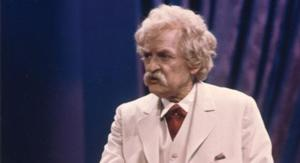 Capitol Center for the Arts Presents Oscar-Nominee Hal Holbrook in MARK TWAIN TONIGHT!, 4/11