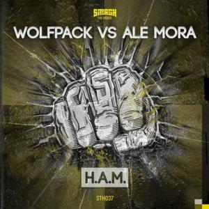 Wolfpack & Ale Mora Release H.A.M [Smash the House]