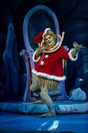 'GRINCH,' BUSYTOWN, HUCK FINN & More Set for Children's Theatre Company's 2014-15 Season