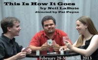 Silhouette Theatre Company Presents THIS IS HOW IT GOES, Opening 2/28