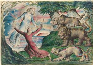 The National Gallery of Victoria Presents WILLIAM BLAKE, Now thru 8/31