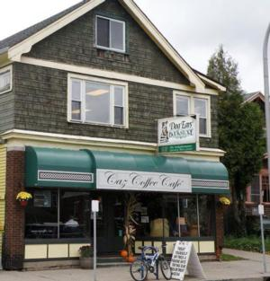 BWW Interviews: Fred Whitehead  of 'Dog Ears Book Store & Cafe'