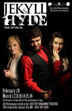 BWW Previews: JEKYLL AND HYDE THE MUSICAL Coming to the Just Off Broadway Theatre, 2/28