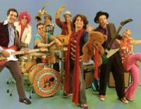 Dirty Sock Funtime Band Performs Family Concert at The Jewish Museum, 2/24