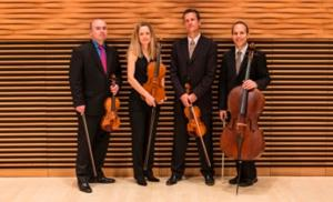 St. Lawrence String Quartet to Return to Segerstrom Center with World Premiere, 2/19