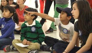 Spring Family Programs at the Guggenheim Museum Include SECOND SUNDAY FAMILY TOURS and SPRING BREAK CAMP