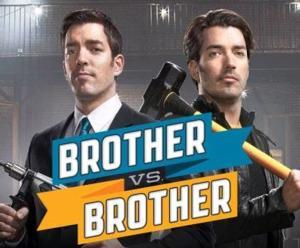 Jonathan & Drew Scott to Host Live Video Chat During BROTHER VS. BROTHER Tonight