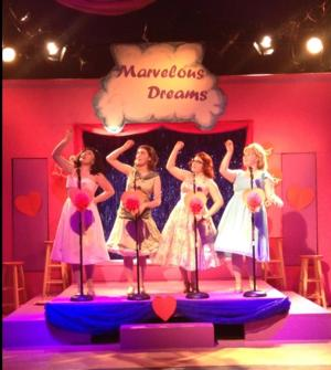 Steps off Broadway to Present THE MARVELOUS WONDERETTES, 8/1-3
