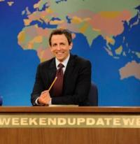 Highlights from SNL's Weekend Update with Seth Meyers, 1/26