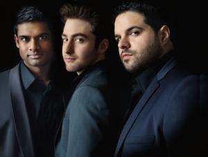 America's Got Talent's FORTE OPERA TRIO to Perform at 2014 FWOpera Festival's Opening, 4/20