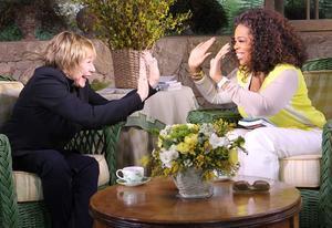 Shirley MacLaine Set for New Season of Oprah's SUPER SOUL SUNDAY