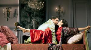 BWW Reviews: Shakespeare Theatre Company's PRIVATE LIVES Offers Delicious Wit and Whimsy