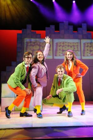 Childsplay to Bring Down the House at Segerstrom Center with SCHOOLHOUSE ROCK LIVE!, 10/3-4