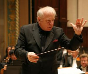 The Boston Symphony Orchestra Presents CELEBRATING LEONARD SLATKIN'S 70TH BIRTHDAY, 8/8-9