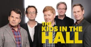 Staged Reading of KIDS IN THE HALL: BRAIN CANDY Set for TOsketchfest