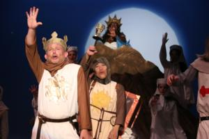 BWW Reviews: SCT's SPAMALOT Full of Character
