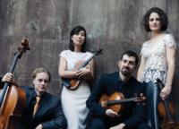 Simone Dinnerstein & Chiara Quartet Perform at the Brooklyn Library, 3/10 & 12
