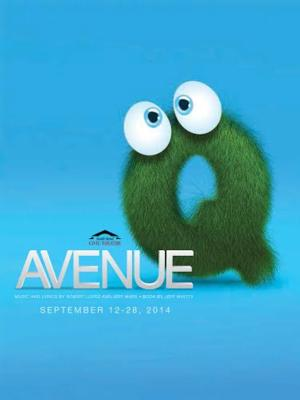 South Bend Civic Theatre Presents AVENUE Q, 9/12-9/28