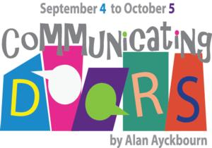 Hedgerow Theatre Presents COMMUNICATING DOORS, Now thru Oct 5