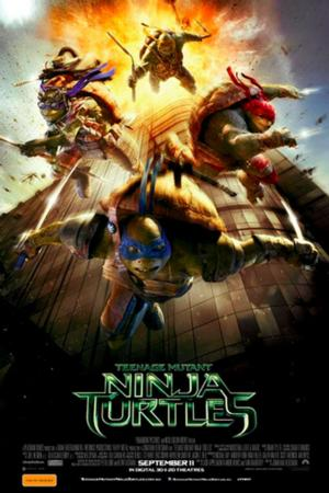 New TEENAGE MUTANT NINJA TURTLES Poster Causing Controversy