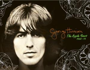 Digitally Remastered GEORGE HARRISON: The Apple Years  to Be Released 9/23