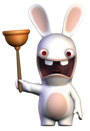 Sony Pictures Partners with Ubisoft on RABBIDS Full-Length Feature
