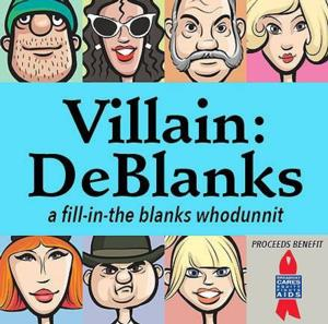 Lena Hall, Barrett Foa, Justin Guarini, Lesli Margherita Set for VILLAIN: DEBLANKS BC/EFA Benefit at 54 Below Tonight